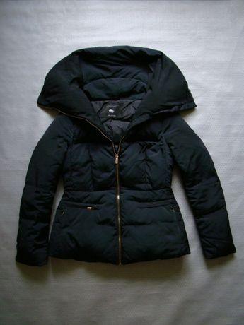 Пуховик ZARA пуховая куртка размер - M