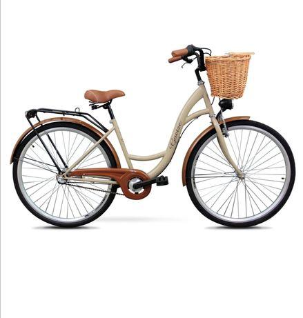 Damski Rower miejski Goetze 3 biegi
