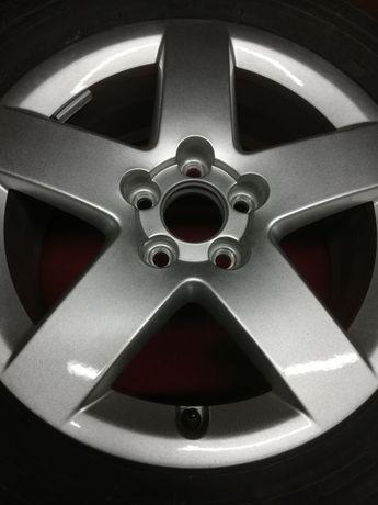 Felga aluminiowa, koło - Audi 6Jx15H2ET38