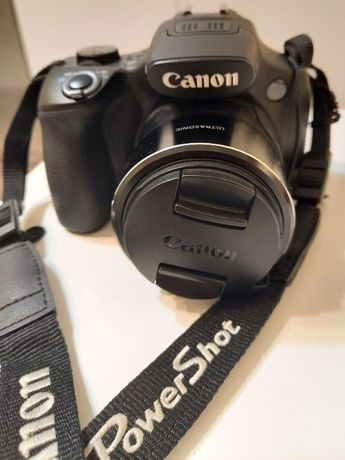 Фотоаппарат Canon Power Shot SX60 HS Full HD