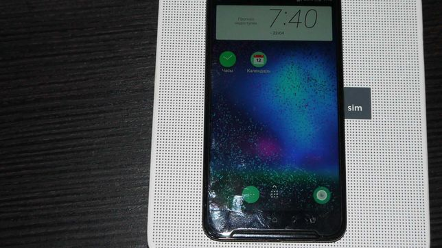 HTC One X9 dual sim (серый цвет)
