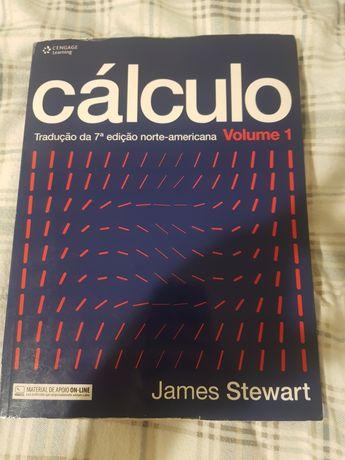 Manual - Cáculo (volume 1) de James Stewart