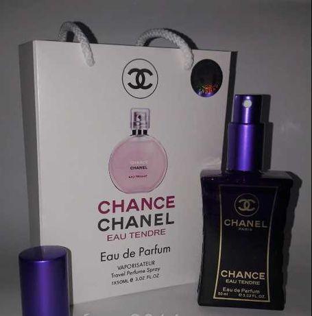 парфюм Chanel Chance в подарочной упаковке 50 ml