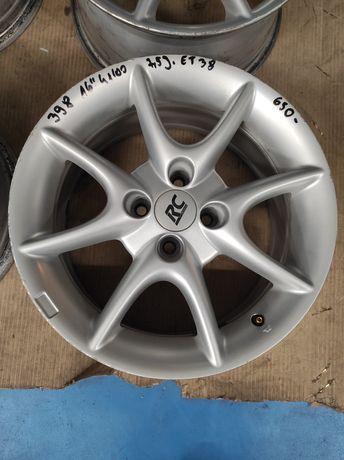 398 Felgi aluminiowe 4x100 R 16 BMW RENAULT