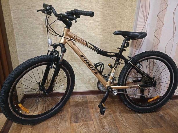"""Велосипед 24"""" Profi алюминиевый"""