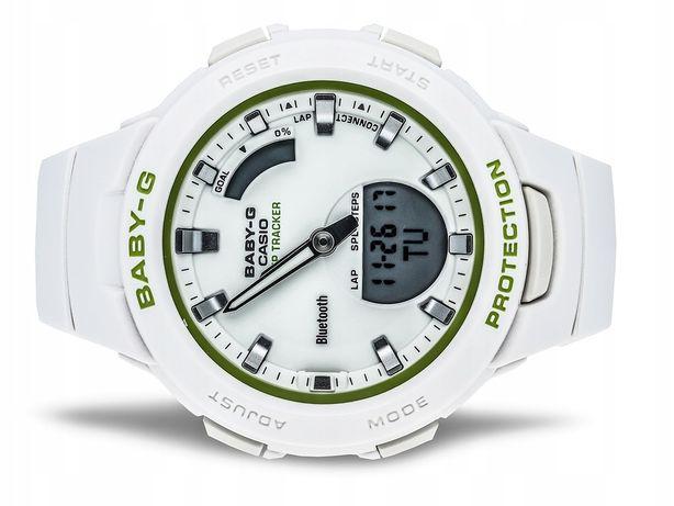 Zegarek damski Casio BSA-B100SC-7AER