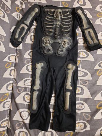 Новогодний костюм пирата и скелета