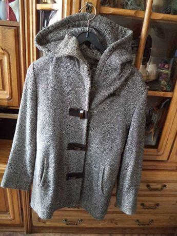 Krótki płaszczyk - kurtka zimowy  36