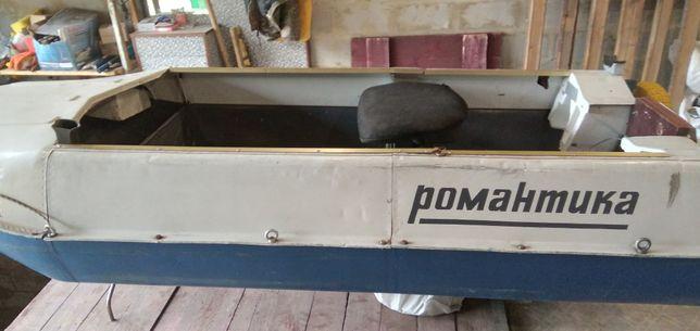 Лодка Романтика 2.6