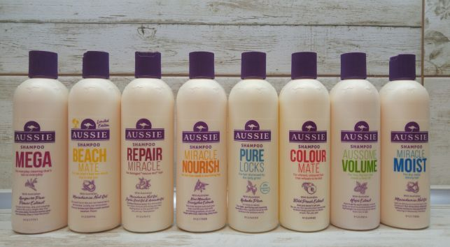 Догляд за волоссям Aussie шампунь бальзам оригінал