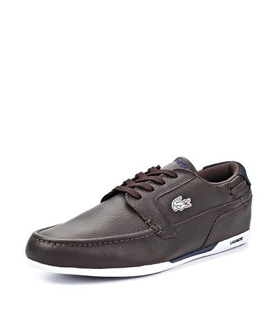 Lacoste ботинки dreyfus mb spm туфли топсайдеры мокасины