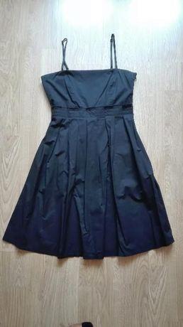 Czarna sukienka Promod rozm. 36