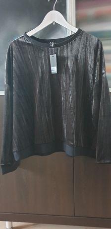 KENNETH COLE New York bluza welur XL