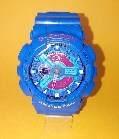 Часы наручные Casio G-Shock GA-110HC-2AER module 5146 /original.