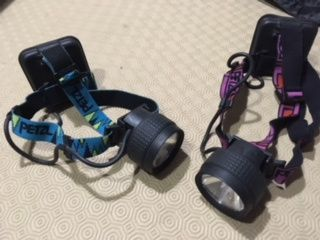 Frontal Headlamp-Lanterna de cabeça