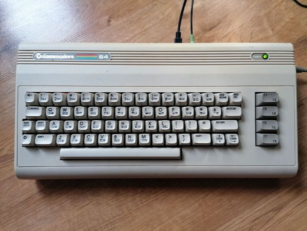 Commodore 64G Stereo / S-Video