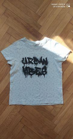 Szara koszulka t-shirt pepperts urban vibes