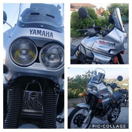 Yamaha XTZ 750 super tenere Viseira  estilo dakar