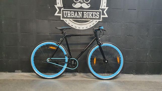 Rower miejski single speed Fixie ostre koło 55 cm Urban Bikes