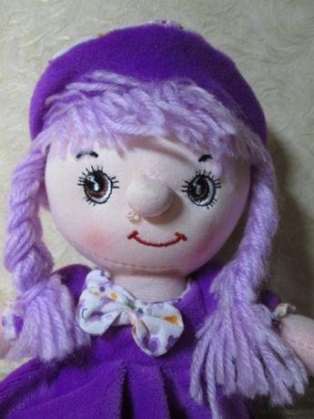 Кукла Adar (Польша), мягконабивная, 30 см
