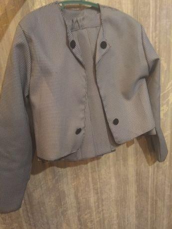 Школьная форма (пиджак юбка) р. 146-152