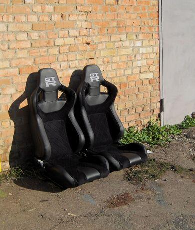 Продам сиденья GTR, сидушки, сидения, ковши, спорт сиденья, полу ковш.