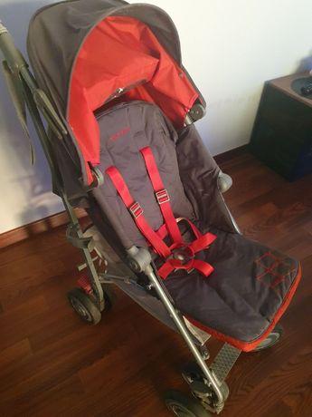 McLaren Techno XT, spacerówka parasolka. Banderii 4