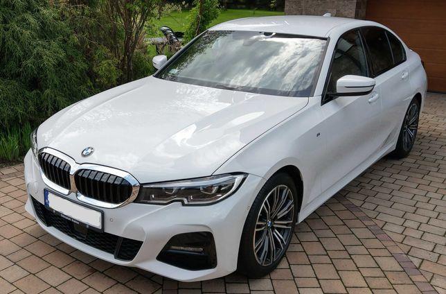 BMW serii 3 (G20) - Wasza limuzyna do Ślubu