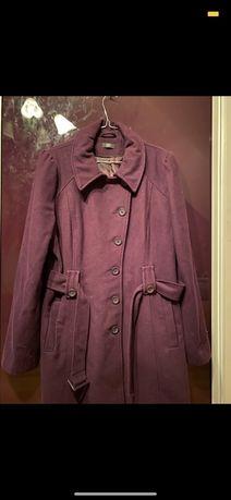 Płaszcz fioletowy