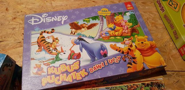 Gry i puzzle dla dzieci