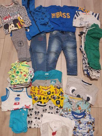 Ubrania Rozm.92 dla chłopca