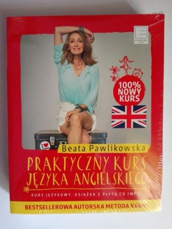 PAWLIKOWSKA Praktyczny kurs języka angielskiego Blondynka na językach