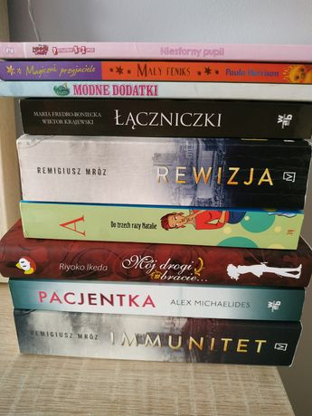 Sprzedam Książki różne
