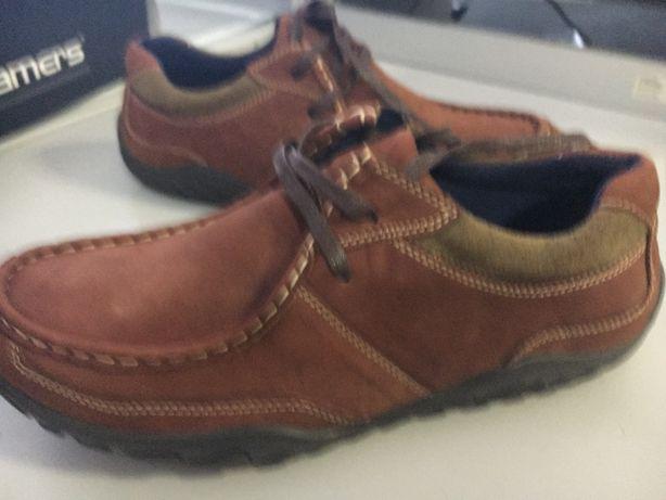 Мокасины туфли Roamers