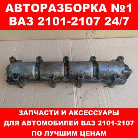 Распредвал с кожухом(постель)  для двигателя  ВАЗ 2101-21011-2103-2106