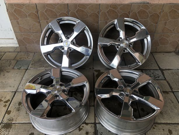Диски R17 5x115 Chevrolet Volt Captiva Cruze Opel Ampera Astra J Zafir