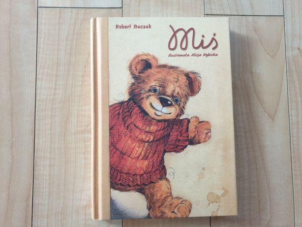 Nowa książka dla dzieci i młodzieży Miś Rober Buczek