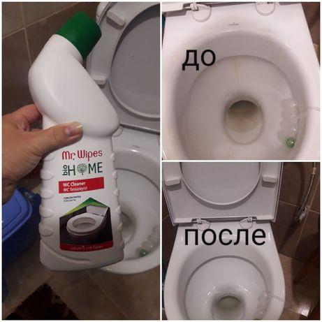 Средство для мытья унитаза