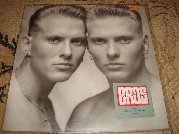 Płyty winylowe Bros
