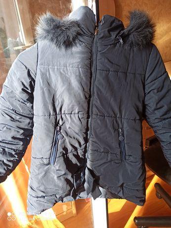 Зимові куртки для дівчаток