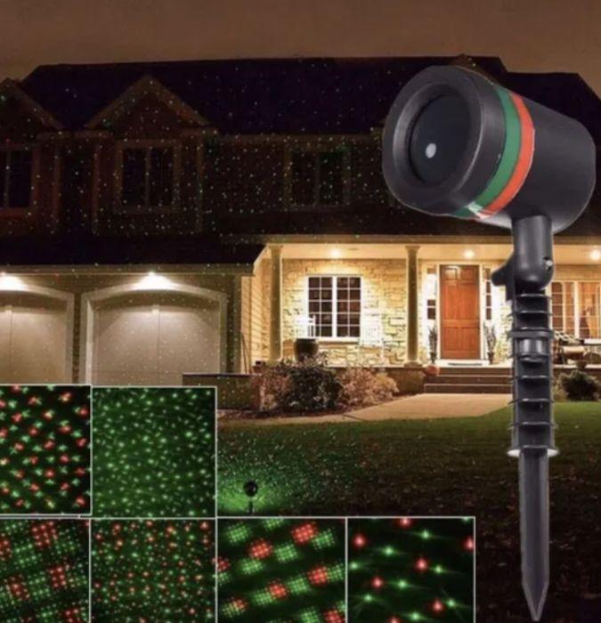 Лазерный проектор для создания праздника в доме Одесса - изображение 1