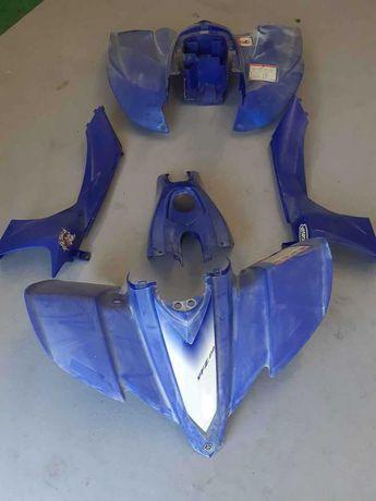 Plásticos YFZ Yamaha