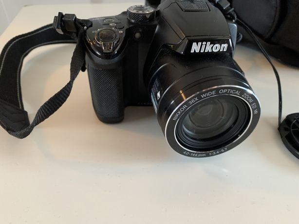 Aparat Nikon Coolpix p500