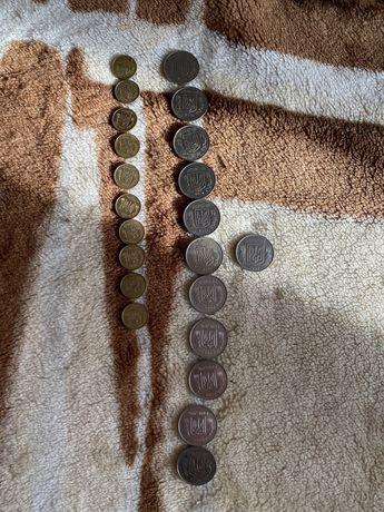 Продам монеты 5/10 копеек