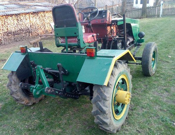 Саморобний трактор ВАЗ
