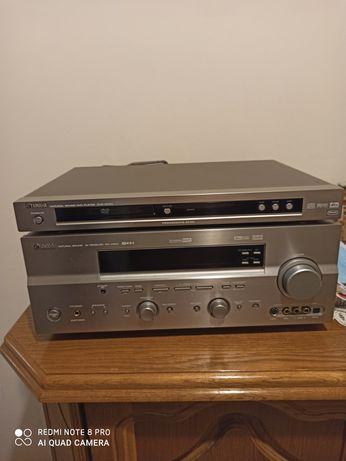 YAMAHA RX-V650, DVD Yamaha s550.