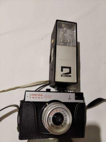 aparat smiena 8 z lampą błyskową