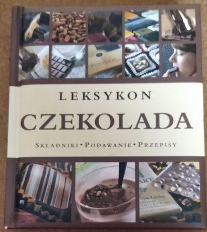 Leksykon czekolada składniki podawanie przepisy
