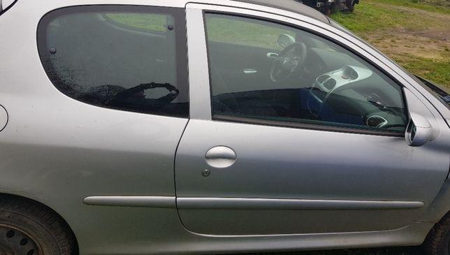 Drzwi Peugeot 206