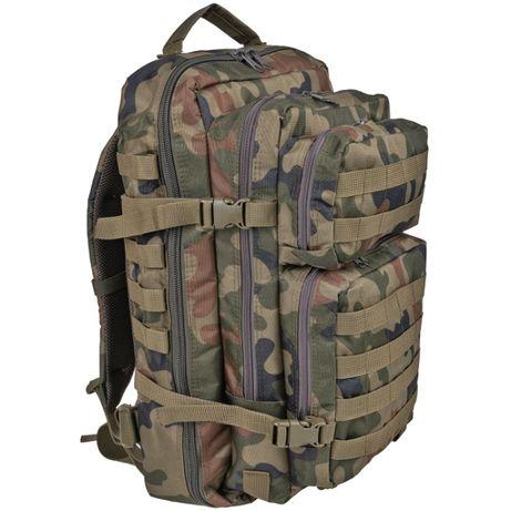 Wojskowy Plecak Taktyczny 60L WP-PL Moro, Czarny, Olive Promocja